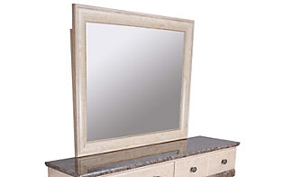 Sandberg Furniture Casa Blanca Mirror