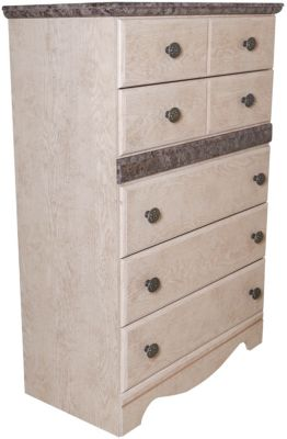Sandberg Furniture Casa Blanca Chest