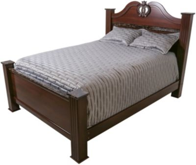 Sandberg Furniture Camden Queen Bed