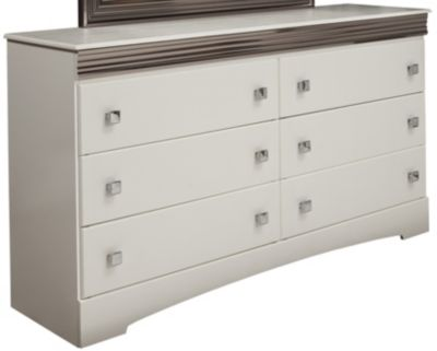 Sandberg Furniture Celeste Dresser