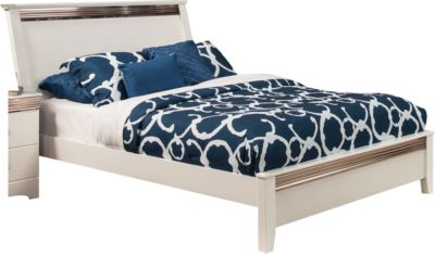 Sandberg Furniture Celeste Queen Bed