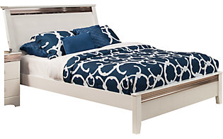 Sandberg Furniture Celeste King Bed