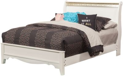 Sandberg Furniture Peyton Queen Bed