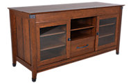 Sauder Carson Forge Entertainment Credenza