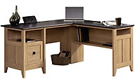 Sauder August Hill L-Shaped Desk