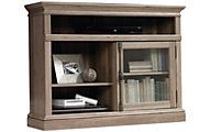Sauder Barrister Lane Salt Oak Corner TV Stand