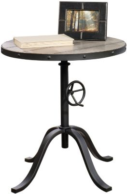Sauder Barrister Lane Pedestal Table
