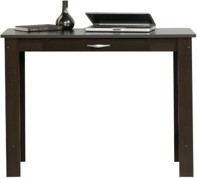 Sauder Beginnings Cinnamon Cherry Writing Table