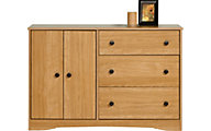 Sauder Beginnings Highland Oak Dresser