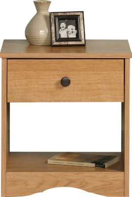Sauder Beginnings Highland Oak Nightstand