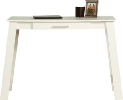 Sauder Beginnings White Writing Desk