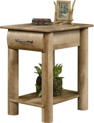 Sauder Boone Mountain End Table Homemakers Furniture
