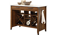 Sauder Carson Forge Gourmet Stand