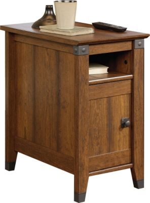 Sauder Carson Forge End Table Homemakers Furniture