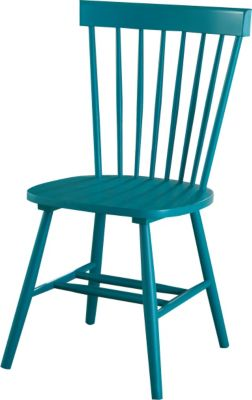 Sauder Cottage Road Blue Side Chair