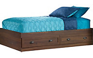 Sauder County Line Twin Platform Bed