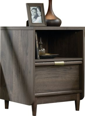 Sauder International Lux Nightstand