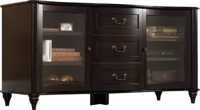Sauder New Albany Entertainment Credenza