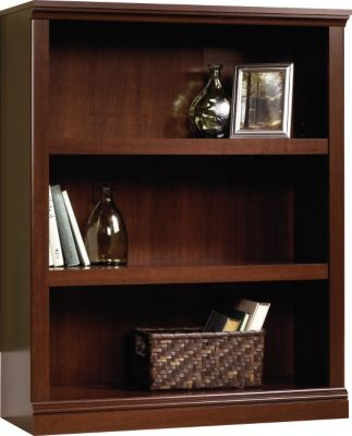 Sauder Select 3 Shelf Bookcase