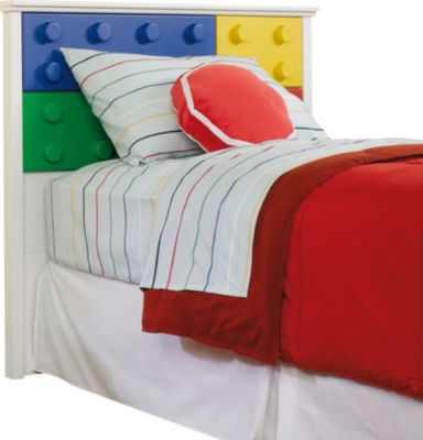 Sauder Primary Street Twin Headboard