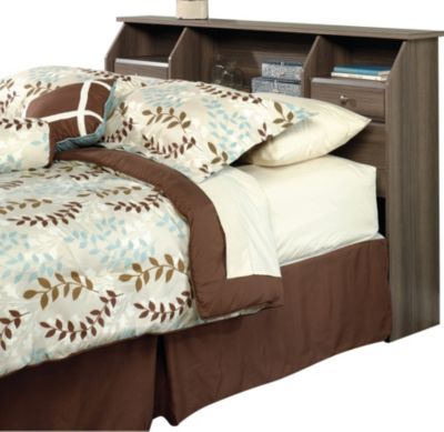 Sauder Shoal Creek Full/Queen Bookcase Headboard