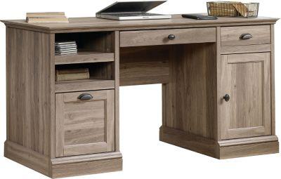 Sauder Barrister Lane Executive Desk Homemakers Furniture