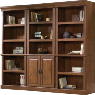 Sauder Orchard Hills Bookcase Set