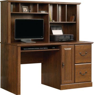 Sauder Orchard Hills Computer Desk Hutch Homemakers