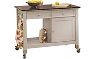 Sauder Original Cottage Mobile Kitchen Island