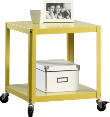 Sauder Square1 Collection Accent Cart