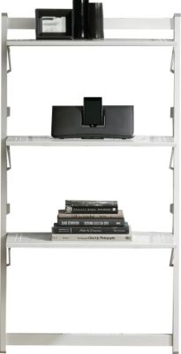 Sauder Square1 Collection White Anywhere Shelf