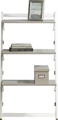 Sauder Square1 Collection Ash Anywhere Shelf