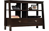 Sauder Select Jamocha Wood Console