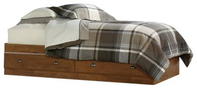 Sauder Shoal Creek Twin Storage Bed