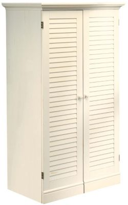 Sauder Harbor View Craft Armoire
