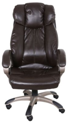 Sauder Deluxe Leather Chair