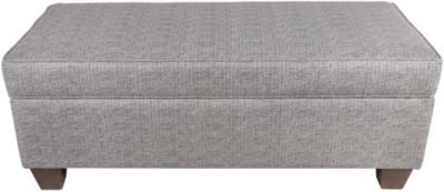 Smith Brothers 901 Collection Storage Ottoman