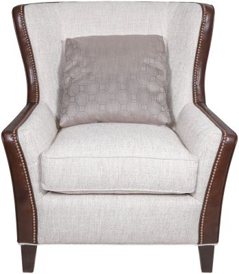 Smith Brothers 825 Collection Wing Chair