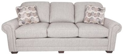 Smith Brothers 310 Collection Cream Sofa