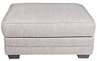 Smith Brothers 310 Collection Cream Ottoman