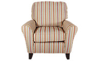 Smith Brothers 966 Collection Tilt-Back Chair