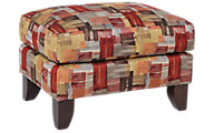 Smith Brothers 919 Collection Ottoman