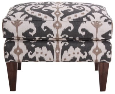 Smith Brothers 502 Collection Ottoman
