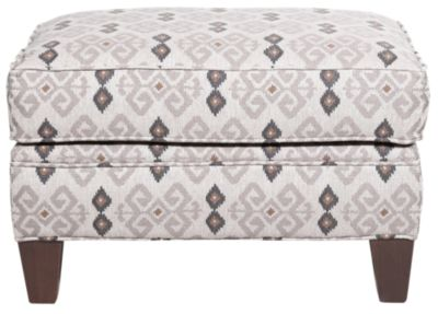 Smith Brothers 225 Collection Ottoman