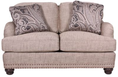 Smith Brothers 388 Collection Loveseat