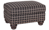 Smith Brothers 388 Collection Ottoman