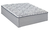 Sealy Posturepedic Cherrywood Plush Euro Top Queen Mattress Only