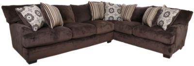 Seminole 3776 Collection 2-Piece Sectional