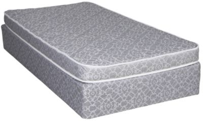 Serta Five Star Mattress Watts Firm Full Set
