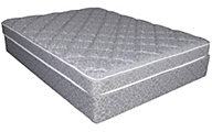 Serta Five Star Mattress Roxwell Plush Queen Set